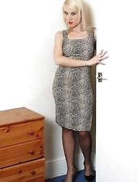 Evey - Leopard print lover!