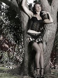 Vixen loves dressing like a slut