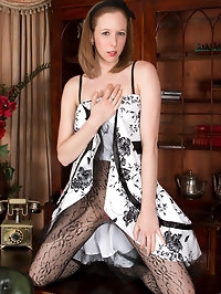 Sweet sexual housewife Katie White is a UK mom whose..