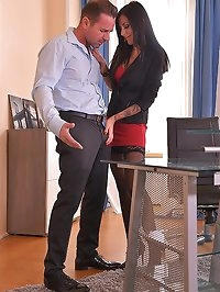 Relaxation Penetration: Fucking The Secretary At The Office