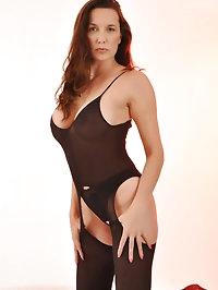 Sexy slut Nylon Jane loves her hanky panky panties